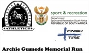Archie Gumede Memorial Run