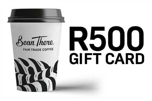 Bean There Coffee Company R500 Voucher