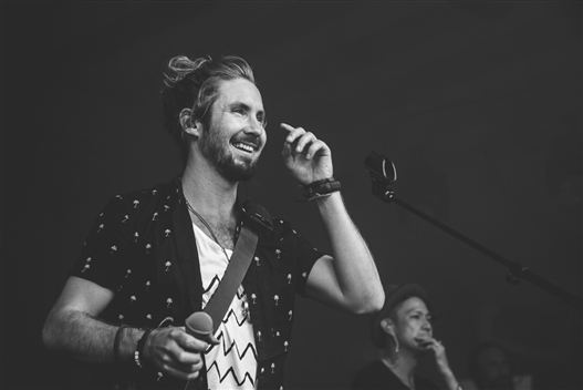Music at Zevenwacht Ft. Jeremy Loops