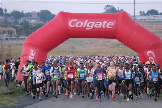 Boksburg Athletic Club and Colgate: Road Race 2020 - Postponed to 18 October 2020
