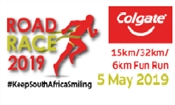 Boksburg Athletics Club and Colgate: Road Race 201...