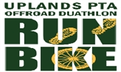 Uplands PTA Off Road Duathlon, sponsored by Rudamans and Husqvarna