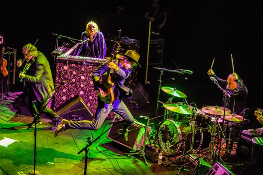 The Waterboys - Live in Cape Town: Postponed to 27 November