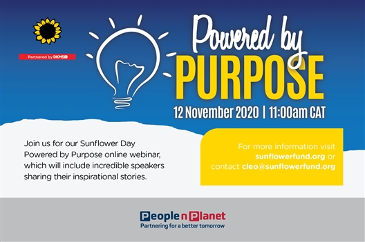 'Powered by Purpose' Online Webinar<br/>Powered by Purpose Digital Dialogue